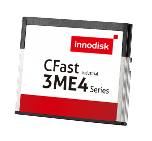 نمونه کارت حافظه CFAST